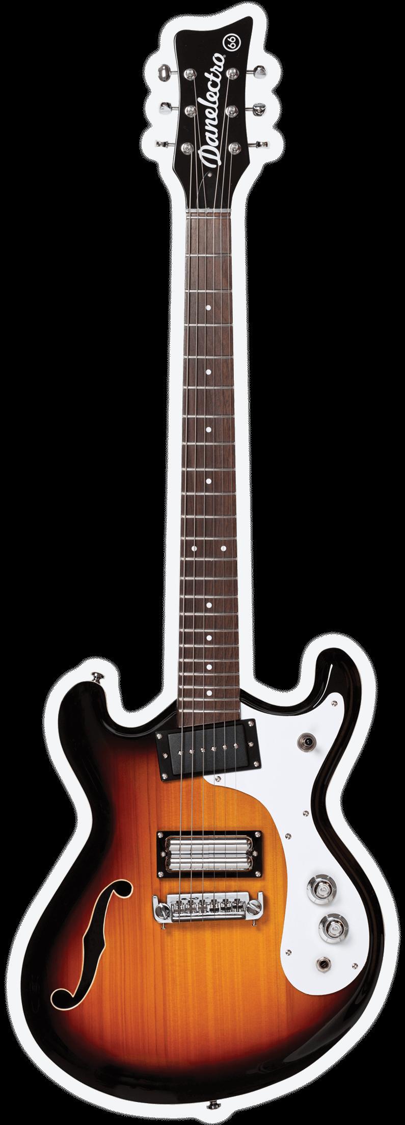 New 66 Danelectro Guitars