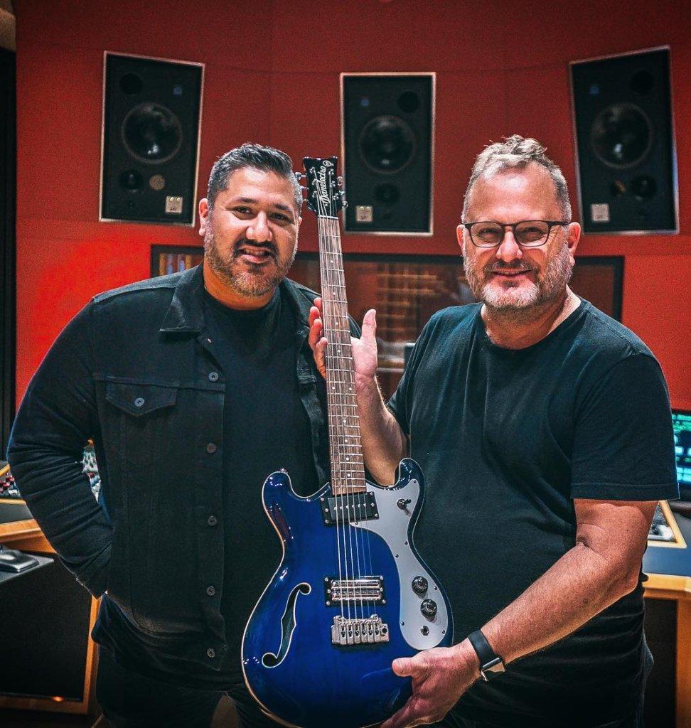 Marcos Witt and Chris Rocha